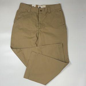 NEW Dockers D Series 100% Cotton Khaki Pants Men's 34x30